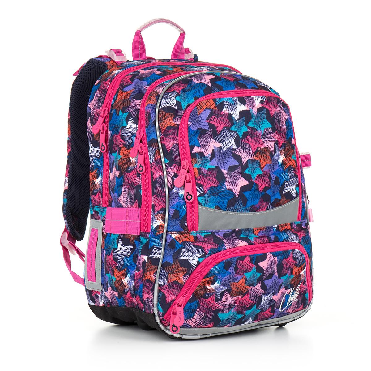 Školská taška Topgal CHI 867 D - Blue