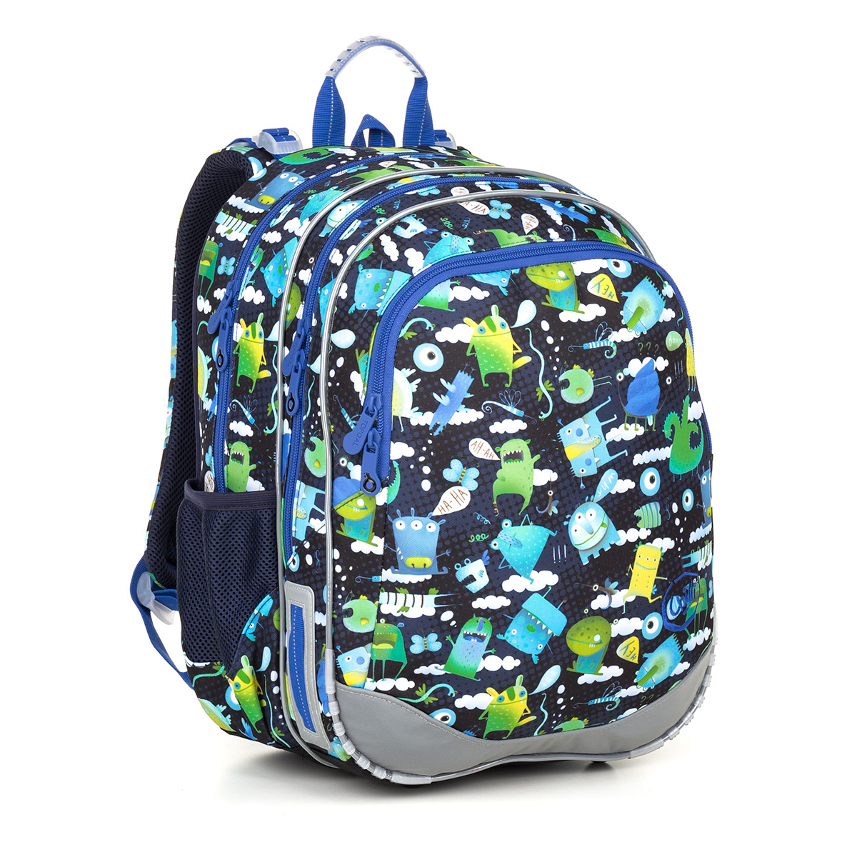Školská taška Topgal ELLY 18002 B