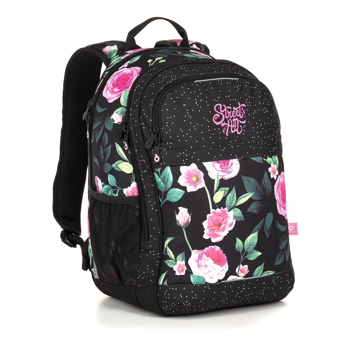 Študentský batoh Topgal RUBI 18025 G